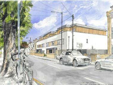 Claridge House - Crossier