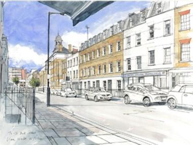 Bell Street - Crossier