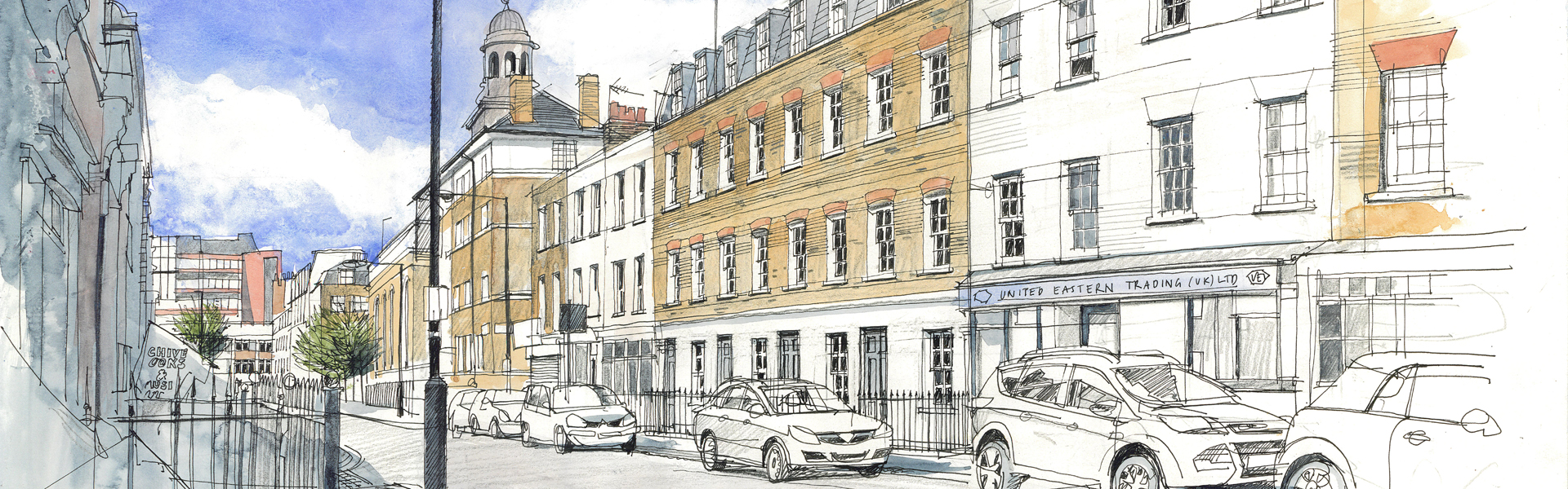 Bell Street, NW1